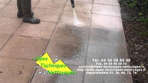 Nettoyage Pavés Autobloquants Javel by Nettoyage Dalles Terrasse Javel Nettoyage Dalles Terrasse