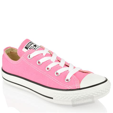 Best Seller Sepatu Pria Sneakers Casual Skateboard Converse Pro unisex converse all ct hi lo top canvas leather trainers shoes size uk 5 ebay