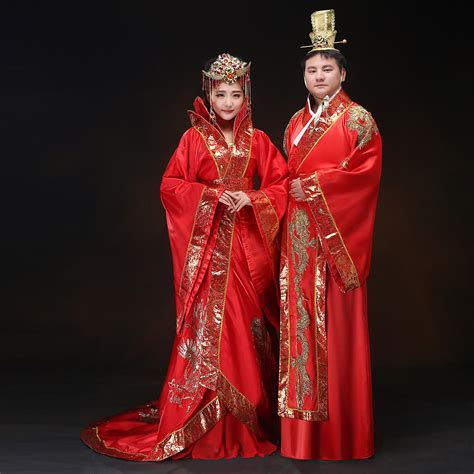 Wedding Clothing by Usd 163 43 Han And Tang Wedding And Groom