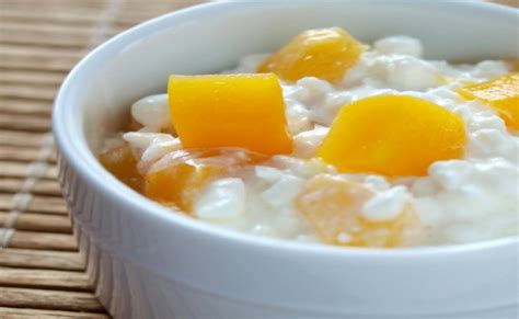 Cottage Cheese And Fruit Diet by 6 Healthy Snacks And Nutritional Tips For Athletes Top
