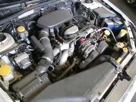 wrecking 2006 subaru outback engine 2 5 automatic c15132 youtube