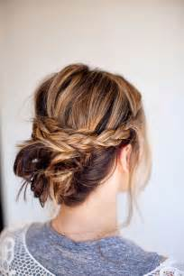 braided styles up do for hair on the sides 15 fresh updo s for medium length hair popular haircuts