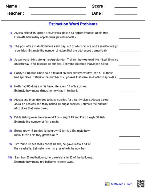 Word Problems Mba by Multiplying Integers Word Problems Worksheet Worksheets