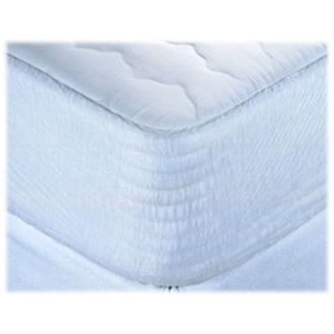Pillow Top Mattress Cover King by Restful Nights Synthetic Pillow Top Mattress Cover Found