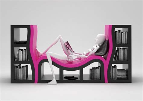 funky bookcase x for the home