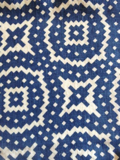 pin by camilla auguste dupin on fabric indigo pinterest raoul textiles java beach house fabric pinterest