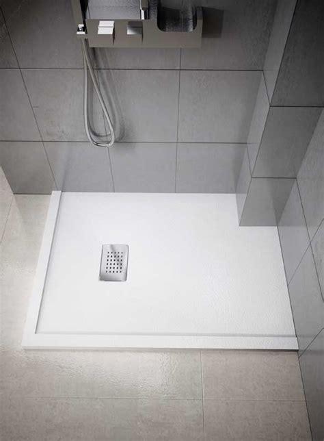 piatto doccia grandform piatti doccia ardesia in resina e minerali naturali grandform