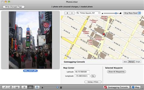 Mode S Address Lookup Early Innovations Geotagging Manual Mode