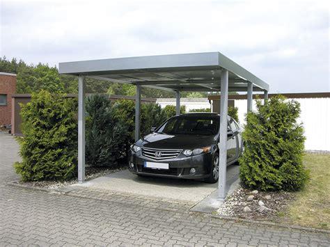 carport verzinkt einzelcarports carceffo moderne carports garagen