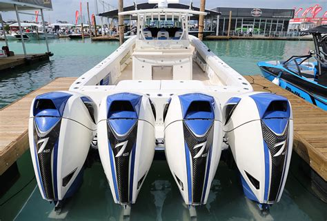 boat show boats 2017 miami international boat show florida sportsman