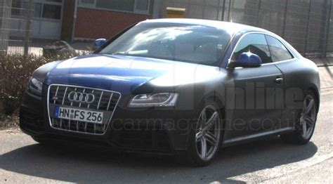 2009 Audi Rs5 by Audi Rs5 2009 Spyshots By Car Magazine