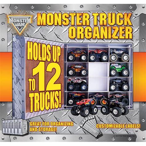 wheels monster jam truck case monster jam monster truck trapper case