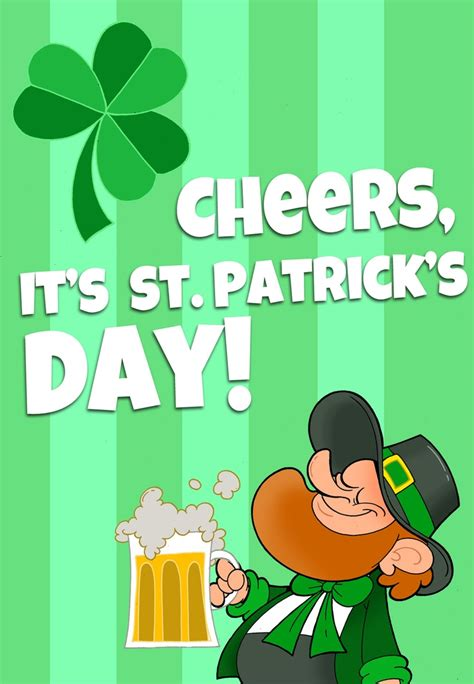 printable postcard sts 17 best printable st patrick s day cards images on