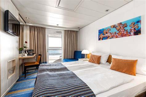 veranda kabine mein schiff mein schiff kabinen alle kabinen der tui cruises flotte