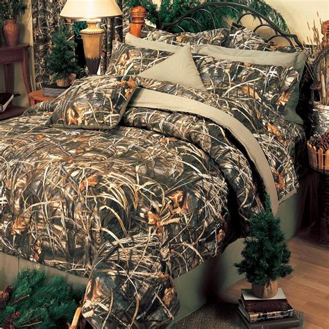camo max 4 comforter set the log furniture store