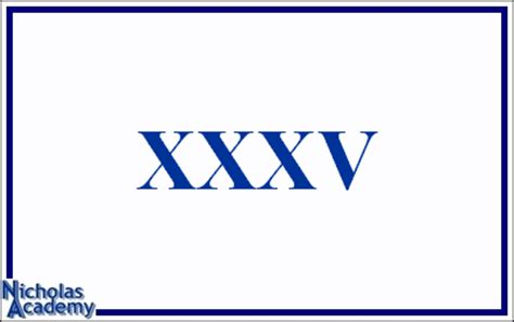 roman numeral flash cards 28 to 36