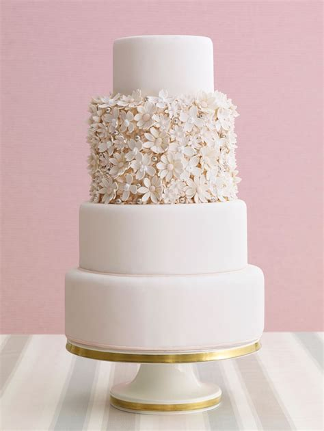 Wedding Cakes Flowers by 25 Prettiest Wedding Cakes We Ve Seen