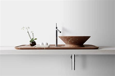 lavabo spanish to english kreoo puts on tray the nabhi sink designed by enzo berti