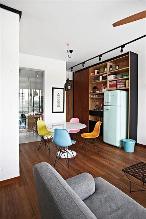 Living Room Fridge by Smeg The Cutest Fridge Around Desire To Inspire