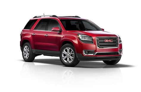2014 gmc acadia pictures photos gallery the car connection