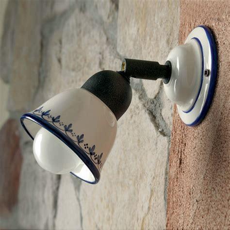 applique ceramica illuminazione per interni vendita lade e