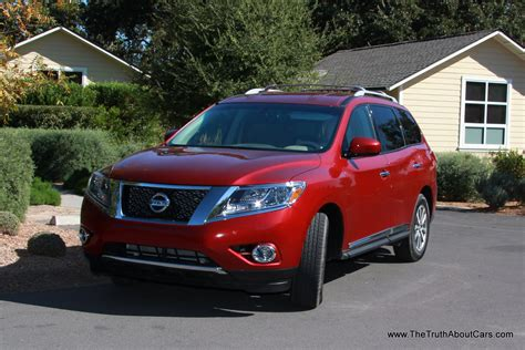 2013 nissan pathfinder review pre production review 2013 nissan pathfinder the