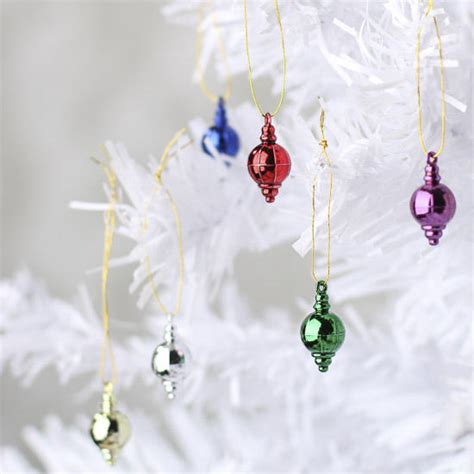 miniature christmas ornaments christmas ornaments
