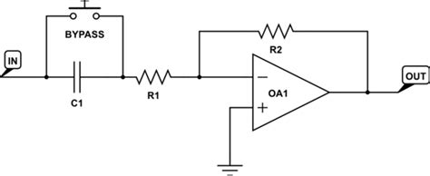 op capacitor across inputs op bypassing input capacitor with a microcontroller electrical engineering stack exchange