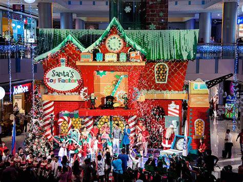 sm supermalls christmas visit one of santa s favorite