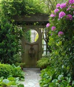 Garden Door Ideas Gardening At Dragon S Gate By Ecoliteracy Org