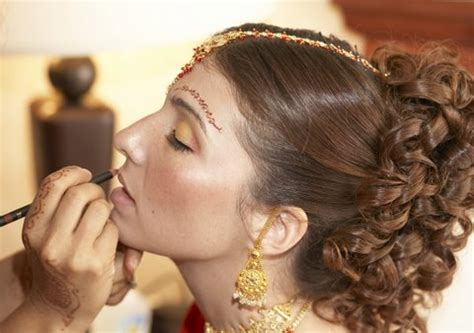 Wedding Hairstyles For Mob by Hairstyle For Wedding Mob On Indian Wedding