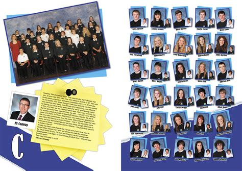 yearbook page template yearbook layout template www imgkid the image kid