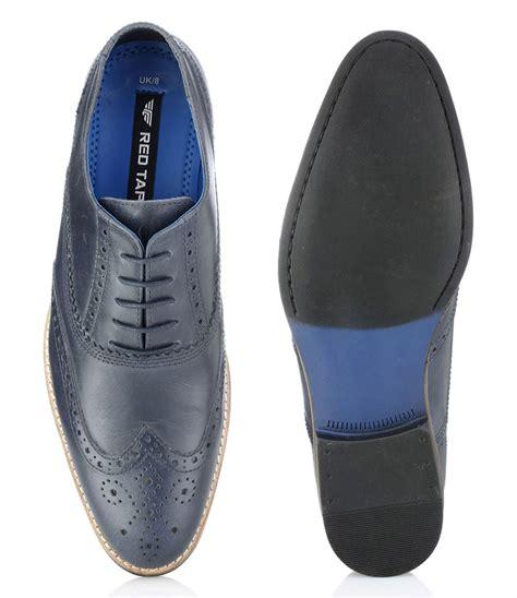 mens leather slim lace up brogue formal suit