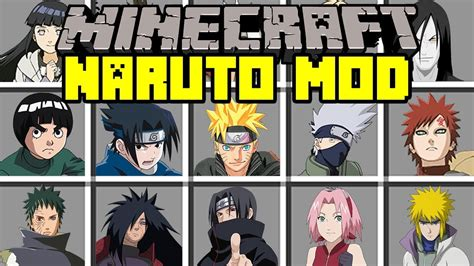 game naruto fight mod minecraft naruto mod battle with naruto sasuke