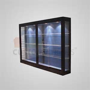 Wall Mounted Glass Display Cabinet Canada Wall Mounted Vitrines Glass Showcases Custom Vitrines