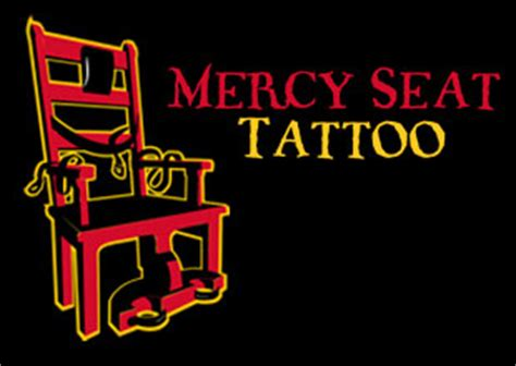 mercy seat tattoo the mercy seat past events black halos
