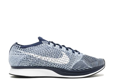 flyknit racer quot blue tint quot nike 862713 401 blue tint white bluecap flight club
