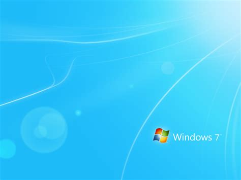 windows 7 classic wallpaper location blue with logo windows 7 hd wallpapers
