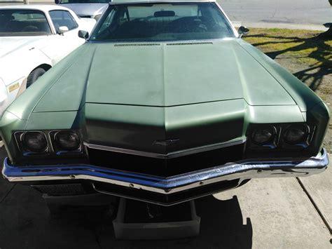 1972 chevrolet impala 1972 chevrolet impala overview cargurus