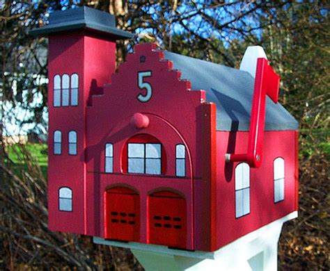 house shaped mailboxes and solar powered lighthouse mailboxes