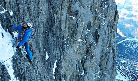 Gelang Eiger 7 erste wiederholung quot metanoia quot an der eiger nordwand climbing de