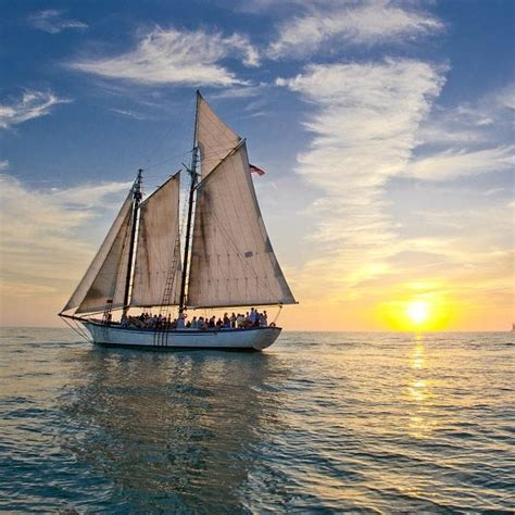 boat cruise key west wooden schooner sunset sail cruise excursion in key west