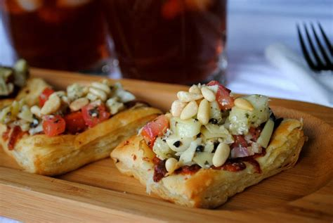 appetizers puff pastry puff pastry appetizer shugary