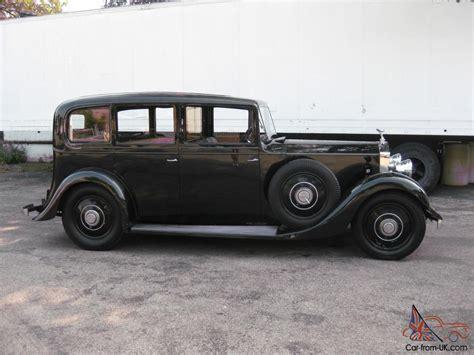 1935 rolls royce 1935 rolls royce