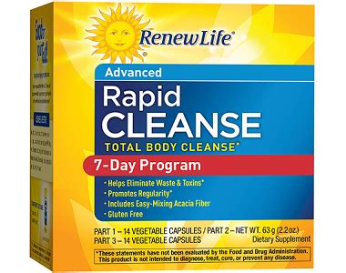 48hr Rapid Detox 1 Litre Review by Renew Rapid Cleanse Review Is It A Scam Or The Real