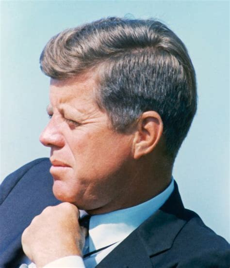 john f kennedy hair style john f kennedy s hairstyle get the best iconic locks