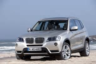 2011 bmw x3 is introduced