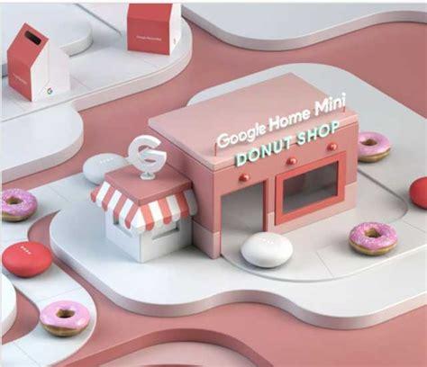 google images donuts brandchannel google home mini donut shops pop up in ny la