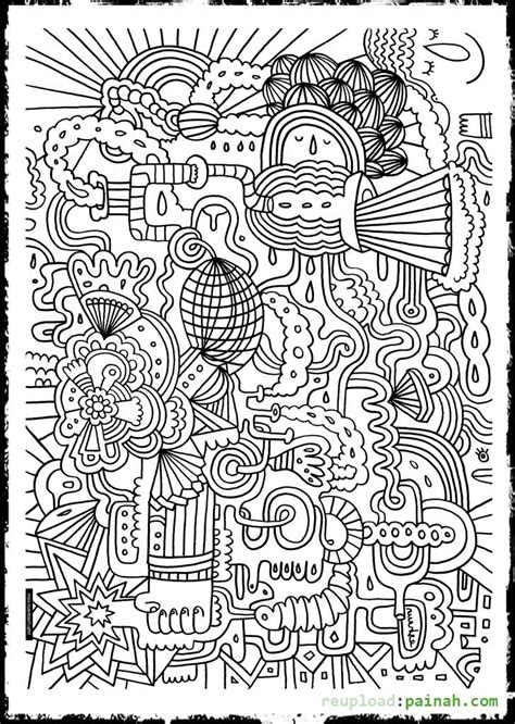 coloring pages that are very detailed really detailed coloring pages detailed easter egg