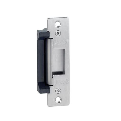gem er310sm faceplate release for metal door